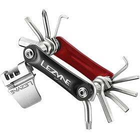 Lezyne RAP-14 Multifunktionswerkzeug rot/schwarz